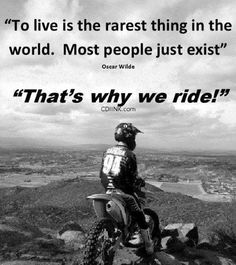 biker images and quotes Motocross Quotes, Dirt Bike Quotes, Biker Quotes, Biker Chick, Biker Girl, Triumph Motorcycles, Custom Motorcycles, Bobbers, Ducati