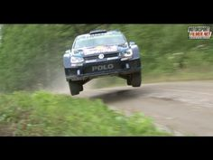 WRC Rally Finland 2015 - Motorsportfilmer.net - YouTube