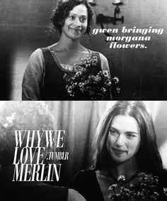when Morgana was sweet and innocent yet