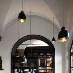 Viabizzuno | Signoria | Suspension & Pendant Lighting | Share Design | Home, Interior Design, Architecture, Design Ideas & Design Inspiration Blog