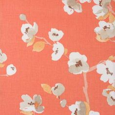Pattern #42337 - 451 | Cressbrook Print Collection | Duralee Fabric by Duralee - Drapery panels