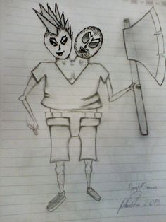 Type: Naughty Twins Name: Luck and Steve