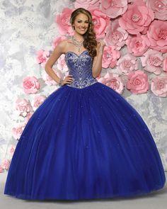 Barato 80295 azul Royal bola vestidos vestido para 15 anos parte traseira do espartilho 2016 jaqueta de manga curta princesa Quinceanera vestido com cristais, Compro Qualidade Vestidos de Debutante diretamente de fornecedores da China:              Uso em 11,11 apenas                                                           O vestido precisa