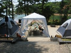 Springfield Campground, Lake Hartwell, SC
