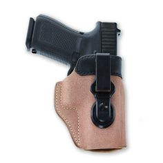Other Hunting Holsters & Belts Humorous Galco Sb2-40 Mens Size 40 Lined Sport Steerhide Leather Belt Hunting