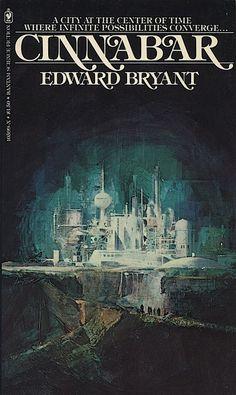 Cinnabar+by+Edward+Bryant.+Bantam+August+1977+Paperback.+Cover+art+Lou+Feck.+1aa.jpeg (420×703)