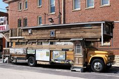 crazy campers and buses pictures | School's Out Forever: 12 Crazy DIY Converted Bus Homes | Urbanist