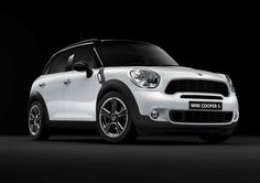 Ready for action: the MINI Countryman.