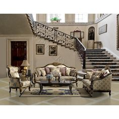 Luxury Traditional Living Room Furniture luxary silver living room furniture | klasik salon takımları