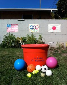Olympic-Games for kids! | classroom. | Pinterest | Olympics and Gaming
