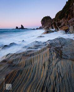 Monro Beach, Westland Tai Poutini National Park, New Zealand