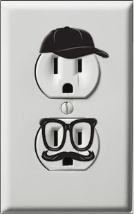 Outlet Decals