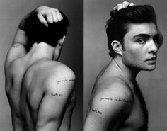 love a man with a tattoo or two