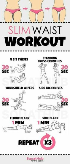 workout plan for beginners ; workout plan for women ; workout plan to get thick ; workout plan to lose weight at home ; workout plan to lose weight gym ; workout plan to tone Slim Waist Workout, Waist Training Workout, Weight Training, Loose Stomach Fat Workout, Yoga Fitness, Health Fitness, Fitness Diet, Workout Fitness, Physical Fitness