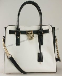 Michael Kors Hamilton Leather Bags