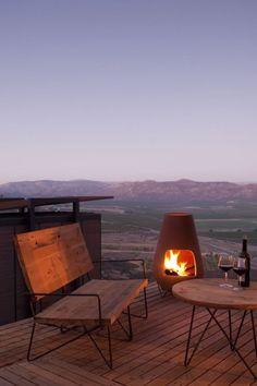 Hotel Edemico, Baja California, Mexico by Graciastudio. great outdoor furniture