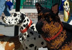 Lego Dogs | Flickr - Photo Sharing!
