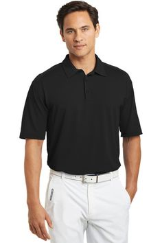 Nike Golf - Dri-FIT Mini Texture Polo - 378453