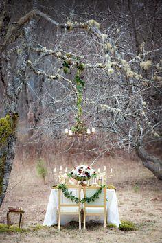 Fairytale Wedding Inspiration  |  Candace Berry Photography
