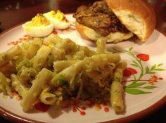 Fried Cabbage Pasta Recipe