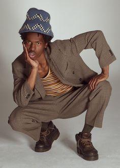 Men's Suit Styles: The Big, Wild GQ Guide to Pulling Off a Suit in 2021 | GQ Mens Fashion Suits, Mens Suits, Men's Fashion, Linen Suit, Hemp Fabric, Flowy Pants, Corduroy Blazer, Matches Fashion, Ideas