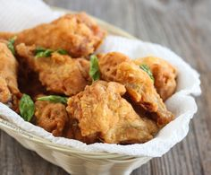 Golden Fried Chicken Wings - 27 Truly Divine Incarnations Of Fried Chicken
