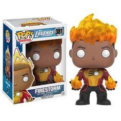Firestorm Legends Of Tomorrow Funko Pop! Vinyl Figure