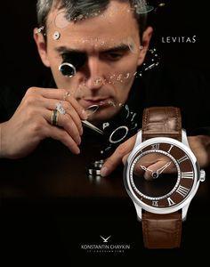 Konstantin Chaykin  Luxury Maker's s'intéresse aux femmes et aux hommes qui créent le Luxe, parlez nous de vous, qui êtes vous ?    Je m'appelle Konstantin Chaykin. Horloger russe, je suis membre de l'Académie Horlogère des Créateurs Indépendants.  J'ai commencé par créer seul, il y a 10 ans, une horloge avec tourbillon.   Tout en me formant grâce aux manuels et aux travaux pratiques, je faisais de la restauration et  ...  www.luxurymakers.fr