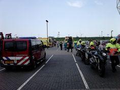 Onze begeleiders en ambulances