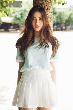 "Nana 나나 임진아 Im Jinah  Born September 14,1991SouthKorea. Othernames Nana Occupation Singer,actress,model. for ""ONE"" Magazine"