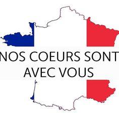 #franceourheartsarewithyou #noscoeurssontavecvous