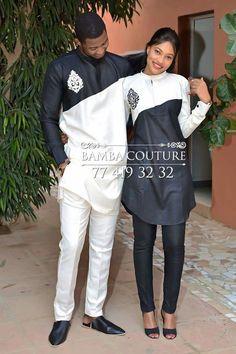 Top 17 Yoruba Demon Wears For First Class African Couples - WearitAfrica African Wear Styles For Men, African Shirts For Men, Ankara Styles For Men, African Attire For Men, African Clothing For Men, Couples African Outfits, African Dresses Men, Latest African Fashion Dresses, African Print Fashion