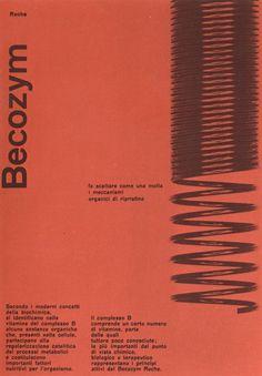 Thinking Aldo Calabresi. Graphic Design Branding, Graphic Design Posters, Graphic Design Inspiration, Graphic Prints, Poster Prints, Retro Design, Icon Design, Print Design, International Typographic Style