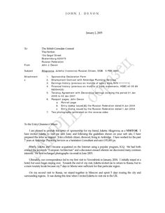 Police Record Request LetterVolunteer Police Clearance Request
