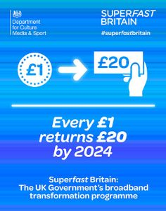 These graphics highlight the benefits of Superfast Britain – the UK Government's broadband transformation programme.uk/government/news/the-benefits-of-broadband Government News, Cumbria, Britain, Infographic, Connection, Facts, Culture, Posters, Infographics