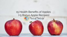 15 Health Benefits of Apples ( 5 Bonus Apple Recipes) Health And Fitness Articles, Fitness Tips, Health Tips, Health And Wellness, Health Fitness, Health Recipes, Health Care, Cold Home Remedies, Natural Remedies