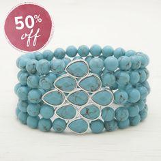 March Madness Chloe + Isabel Jewelry Online Three-Day 50%-off Flash Sale. - https://www.chloeandisabel.com/boutique/daniellefashionprincessrobinson