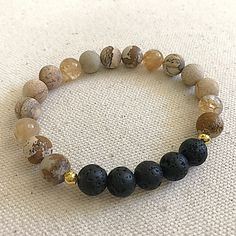 Hey, I found this really awesome Etsy listing at https://www.etsy.com/au/listing/512103512/lava-bead-diffuser-bracelet-essential