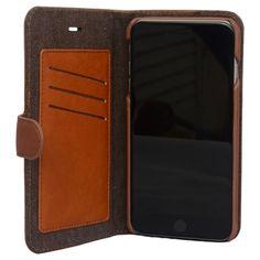 Exinoz Classic iPhone 6 Plus Case Handmade Wallet Case