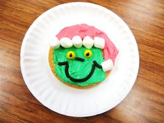 all sorts of things to do, having fun with Mr. Grinch.  Lower Elementary