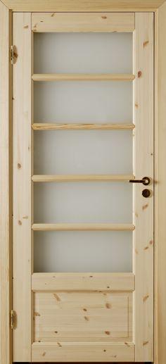 Atle 4 SG5 - Interior door Made by GK Door, Glommersträsk, Sweden.