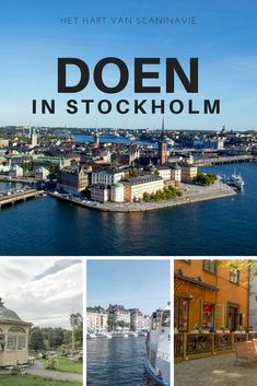 Doen in Stockholm, het hart van Scandinavië. Stockholm Travel, Europe Continent, Camping Holiday, Places Of Interest, Eurotrip, Ultimate Travel, Where To Go, Royal Caribbean Cruise, Continents