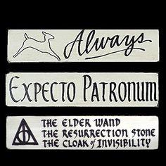 Harry Potter Folkism Set 19 by MorningStarDesign on Etsy, $16.00 need them