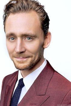 Tom Hiddleston by William Callan