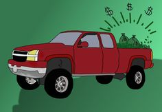 Be an advertiser, get paid cash to drive your car ...