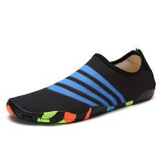 KESEELY Men Women Outdoor Water Sport Diving Swim Socks Yoga Soft Lighweight Beach Shoes Stretch Fabric Shoe