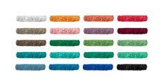 FULLSPOT FLOWER BRACELET in silicone anallergico! Design E. Magenta, in due misure e 20 colori, euro 12 l'uno!