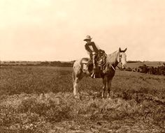 Erwin Evan Smith 1886-1947  Refered to as the greatest photograhpher of the old west cowboy.