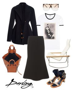"""""""Transition"""" by deborarosa ❤ liked on Polyvore featuring E L L E R Y and Loewe"""