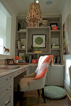 Amazing 60 Incredibly Cozy Home Office Ideas https://homadein.com/2017/05/12/incredibly-cozy-home-office-ideas/